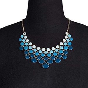 Necklace Vintage Openwork Bib Statement Jewelry
